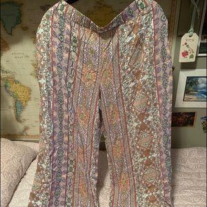 Lounge pant or pajamas